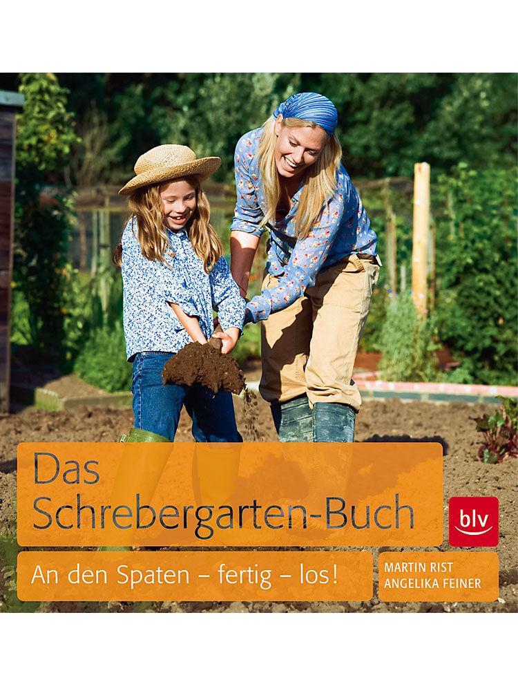 Schrebergarten-Buch von Martin Rist und Angelika Feiner