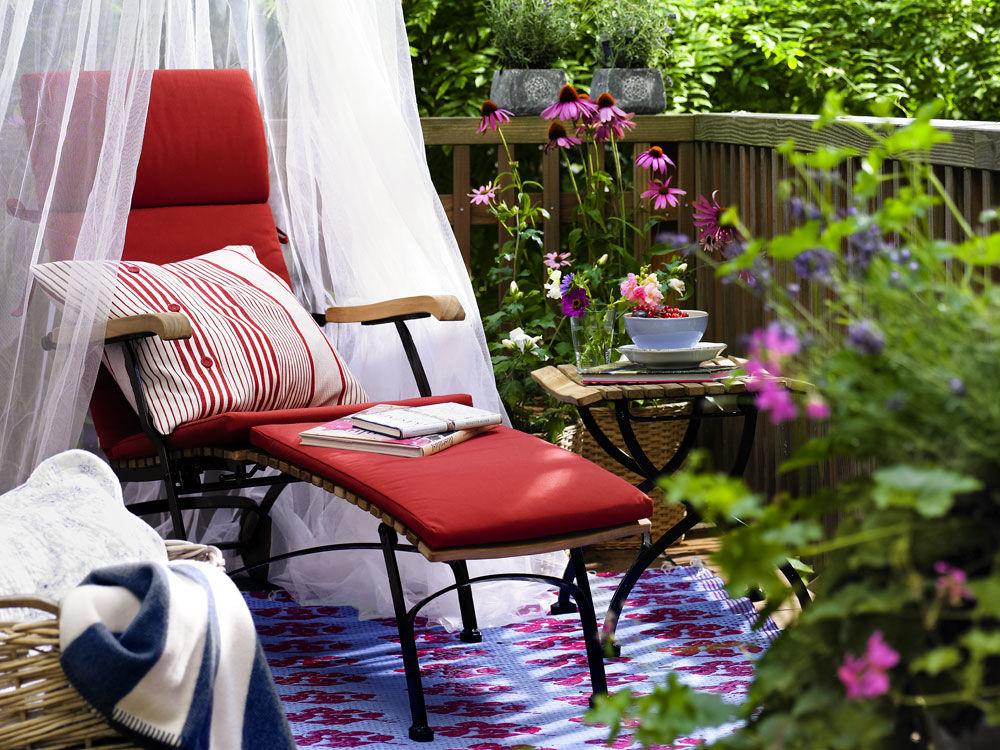 Verliebt in balkonien zuhause wohnen for Moskitonetz ikea