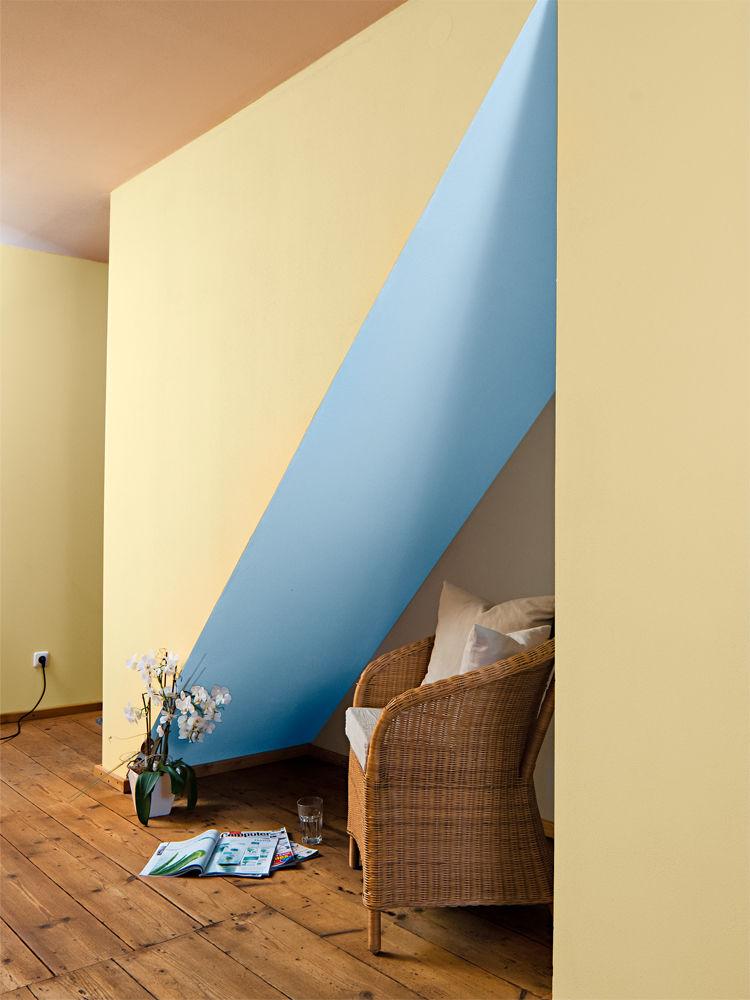 flair mit farbe zuhause wohnen. Black Bedroom Furniture Sets. Home Design Ideas