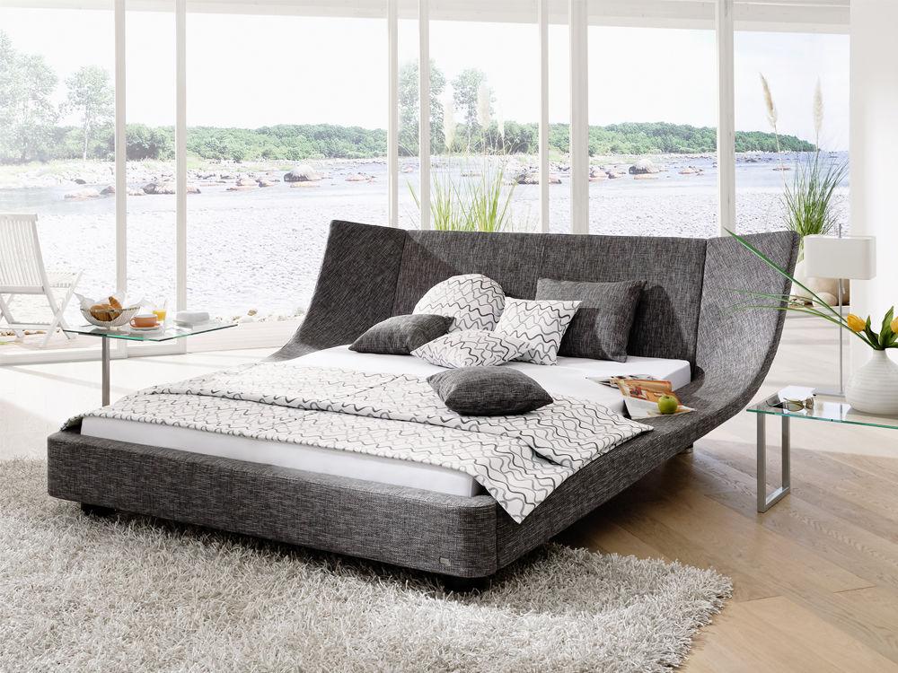 Lifestyle fürs Schlafzimmer Das Revival der Polsterbetten