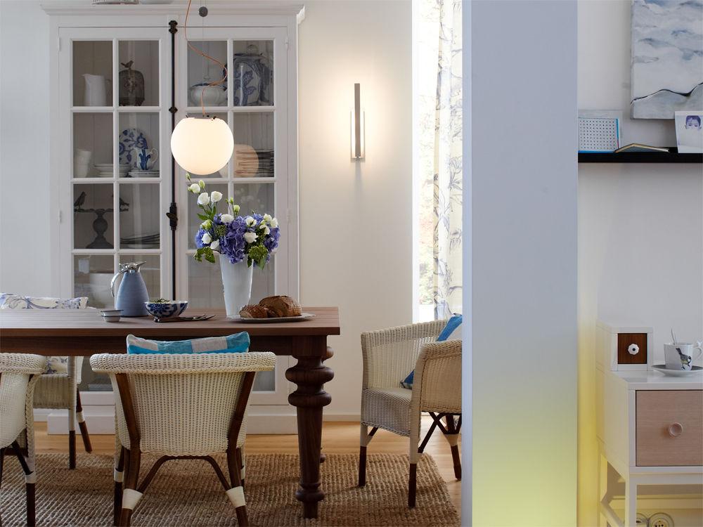stimmungsvolle lichtakzente zuhause wohnen. Black Bedroom Furniture Sets. Home Design Ideas