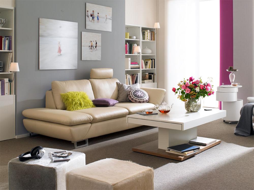 das moderne wohnzimmer mit komfort und stil einrichten, Mobel ideea