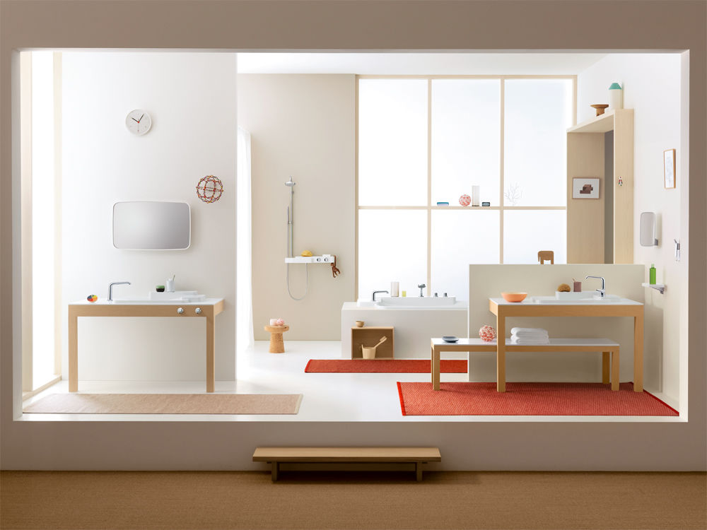 Axor Bouroullec Hansgrohe