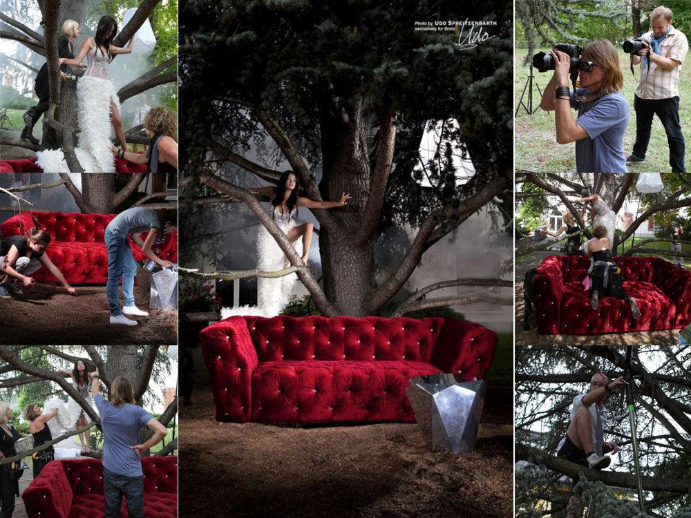 verwunschenes sofa zuhause wohnen. Black Bedroom Furniture Sets. Home Design Ideas