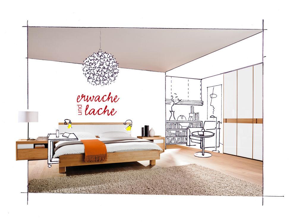gestaltungsideen f r schmale r ume zuhause wohnen. Black Bedroom Furniture Sets. Home Design Ideas
