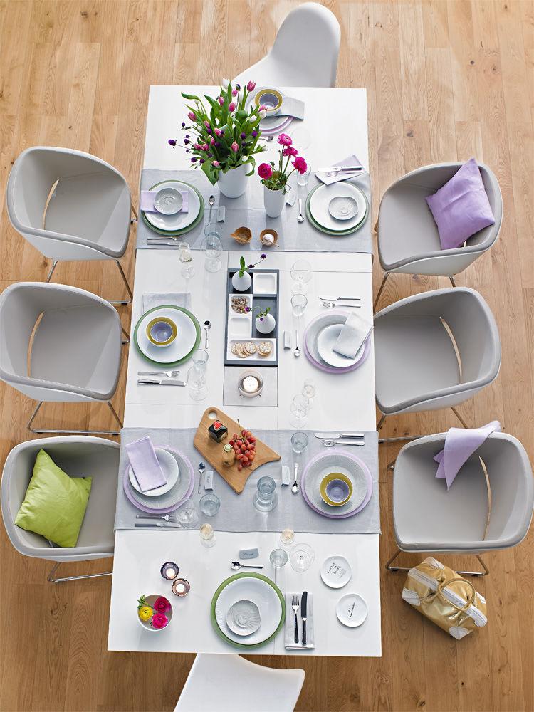 ein tisch f r jeden anlass zuhause wohnen. Black Bedroom Furniture Sets. Home Design Ideas