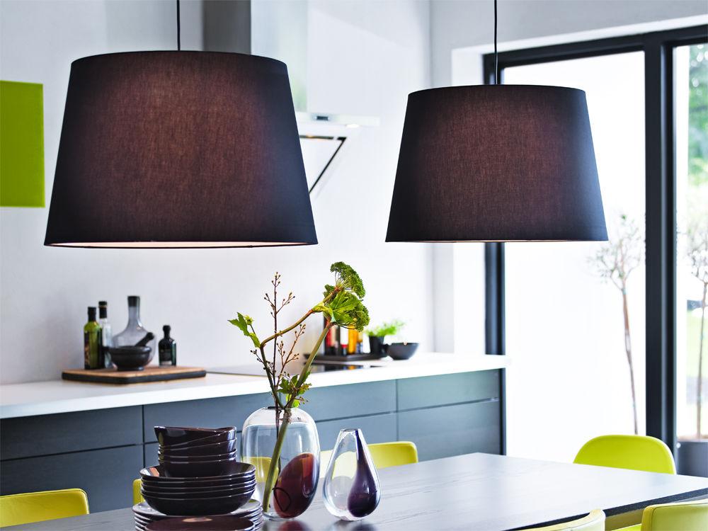 vielf ltige leuchten zuhause wohnen. Black Bedroom Furniture Sets. Home Design Ideas