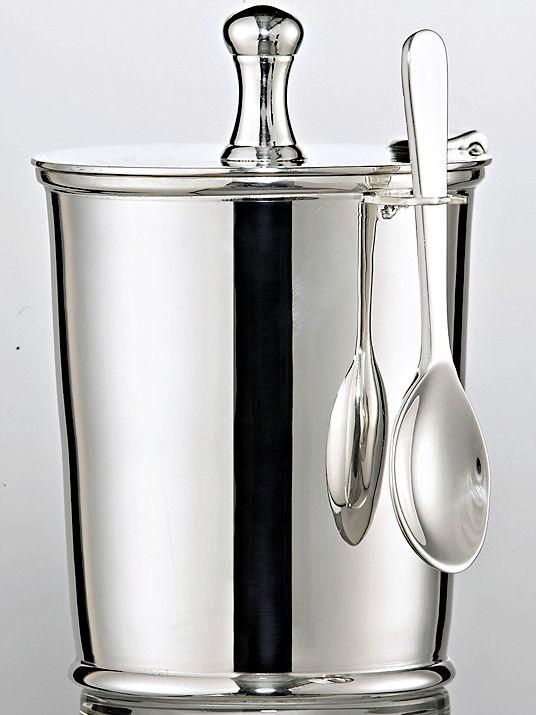 Silber accessoires zuhause wohnen for Deko accessoires wohnen