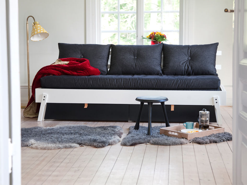 moderne sofas zuhause wohnen. Black Bedroom Furniture Sets. Home Design Ideas