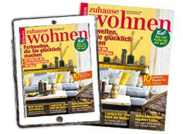 ZUHAUSE WOHNEN, Ausgabe 10/2016, eMag-Vorschau