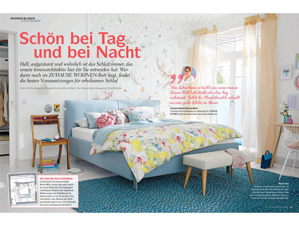 Zuhause wohnen Ausgabe 04/2017 Seite 42 und 43