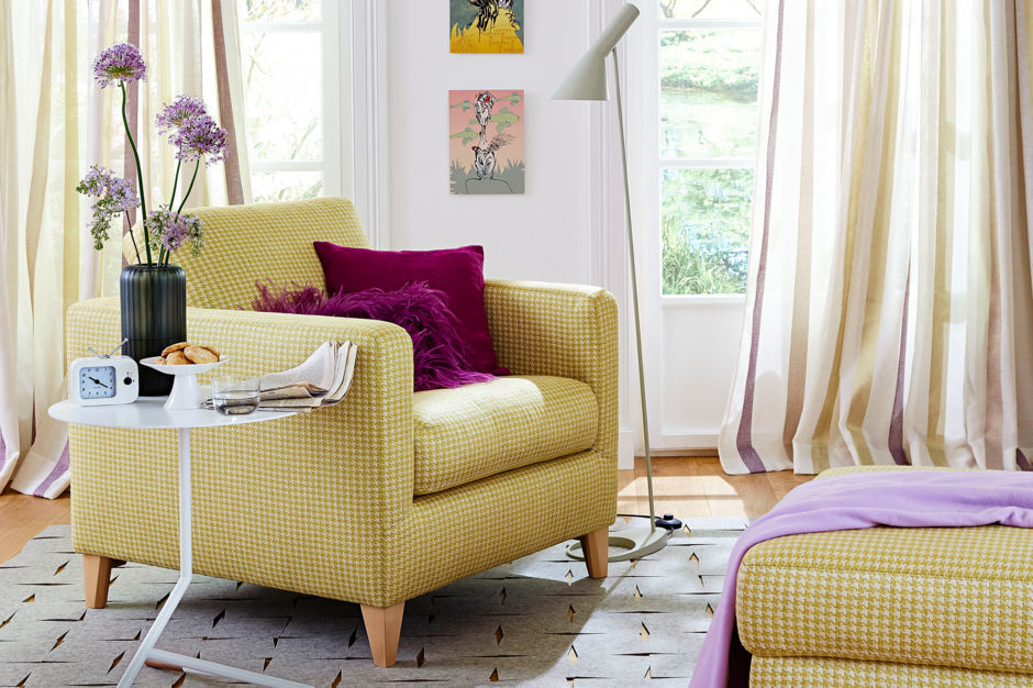 gem tliches flair f r wohn schlafzimmer zuhause wohnen. Black Bedroom Furniture Sets. Home Design Ideas