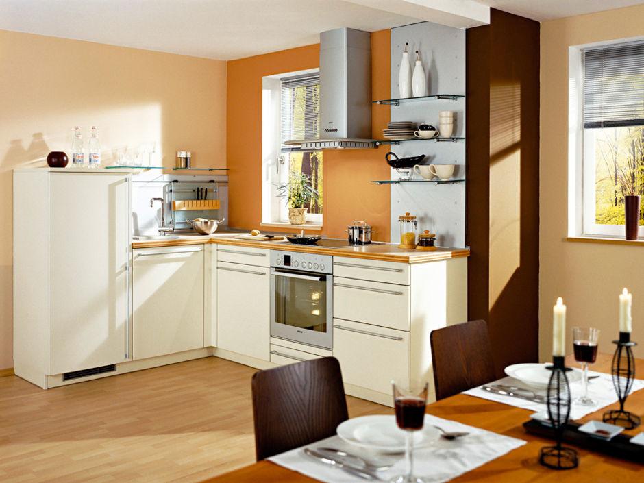 mehr farbe in der k che zuhause wohnen. Black Bedroom Furniture Sets. Home Design Ideas