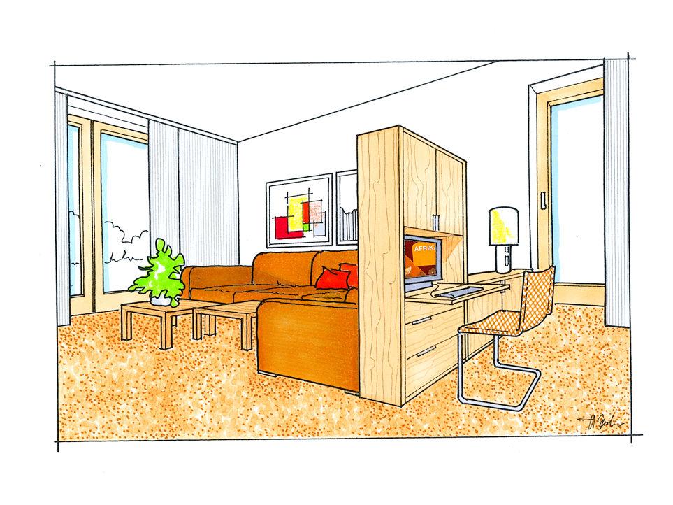 sofas besser platzieren zuhause wohnen. Black Bedroom Furniture Sets. Home Design Ideas