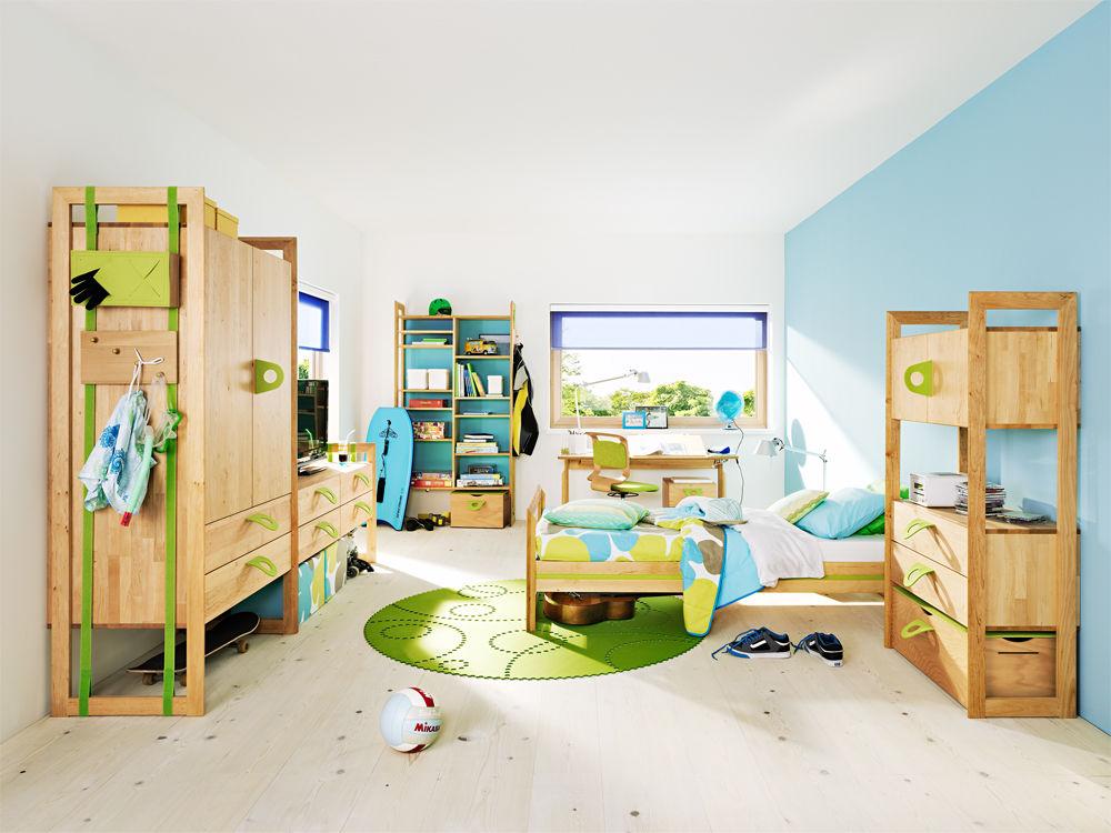 Ordnung im Kinderzimmer 1