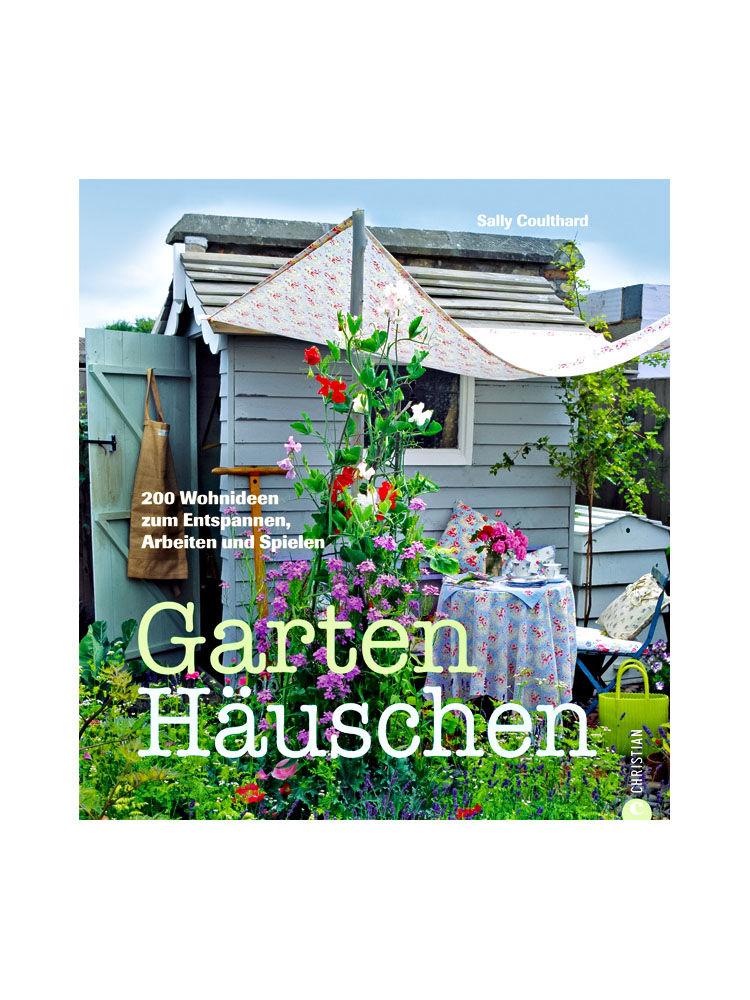 Gartenhäuschen von Sally Coulthard