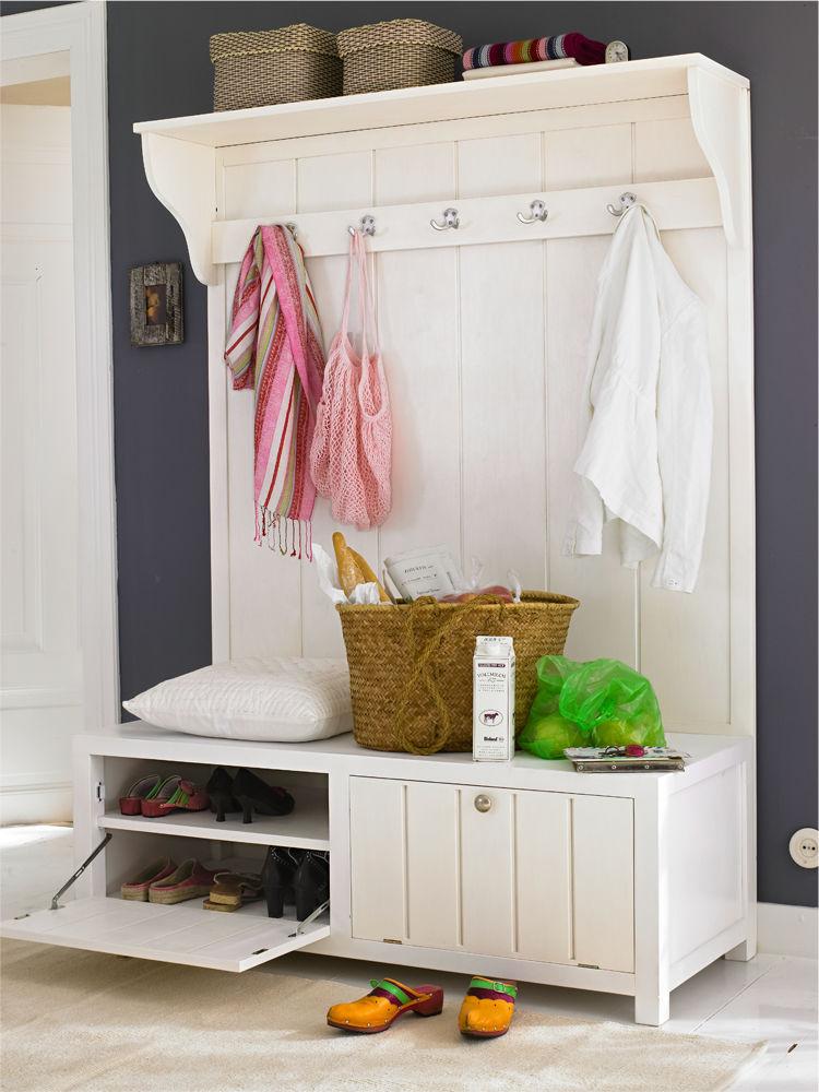 accessoires f r den flur zuhause wohnen. Black Bedroom Furniture Sets. Home Design Ideas