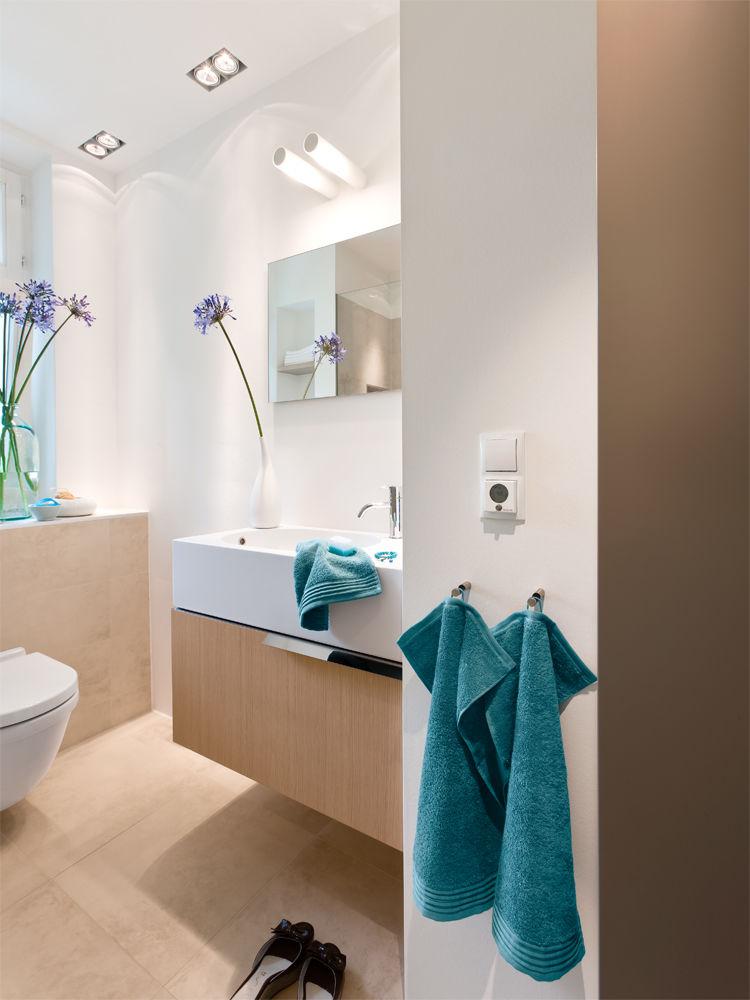 Luxusbad auf kleiner fl che zuhause wohnen for Einrichtungstipps bad