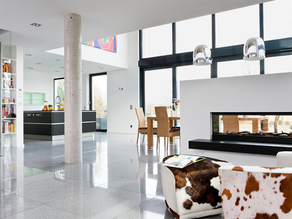 Gestaltungsideen f r schmale r ume zuhause wohnen for Schmale schlafsofas