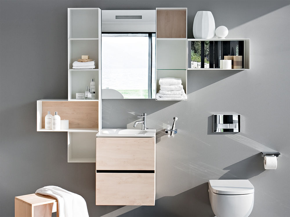Natur im bad zuhause wohnen for Badezimmer 5000 euro