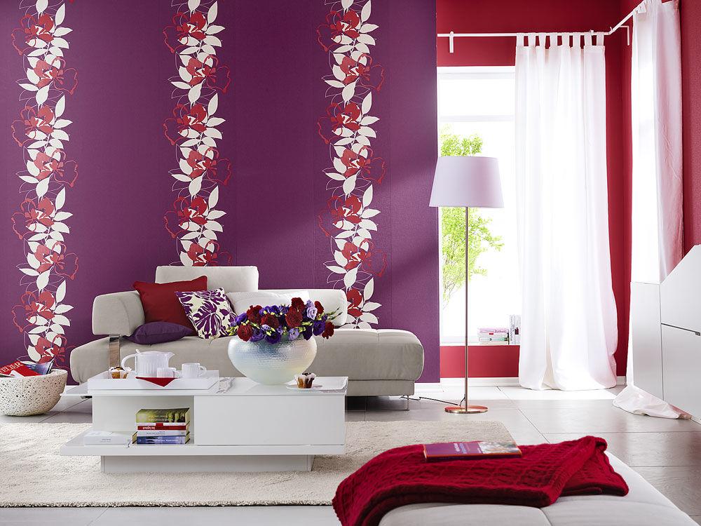 zuhause wohnen tapetenkollektion 2013 zuhause wohnen. Black Bedroom Furniture Sets. Home Design Ideas