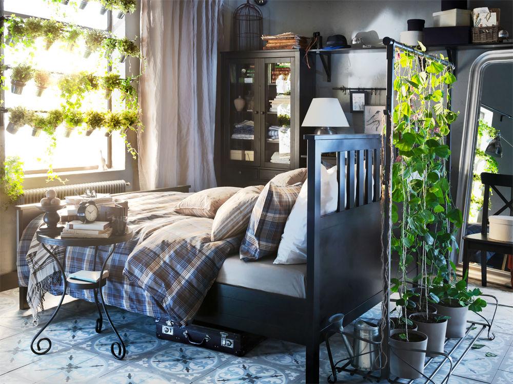gr ner leben zuhause wohnen. Black Bedroom Furniture Sets. Home Design Ideas