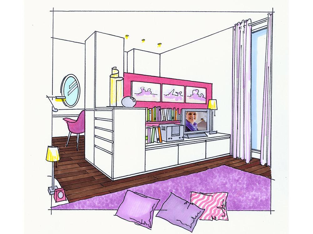 kleiderschr nke nach ma zuhause wohnen. Black Bedroom Furniture Sets. Home Design Ideas