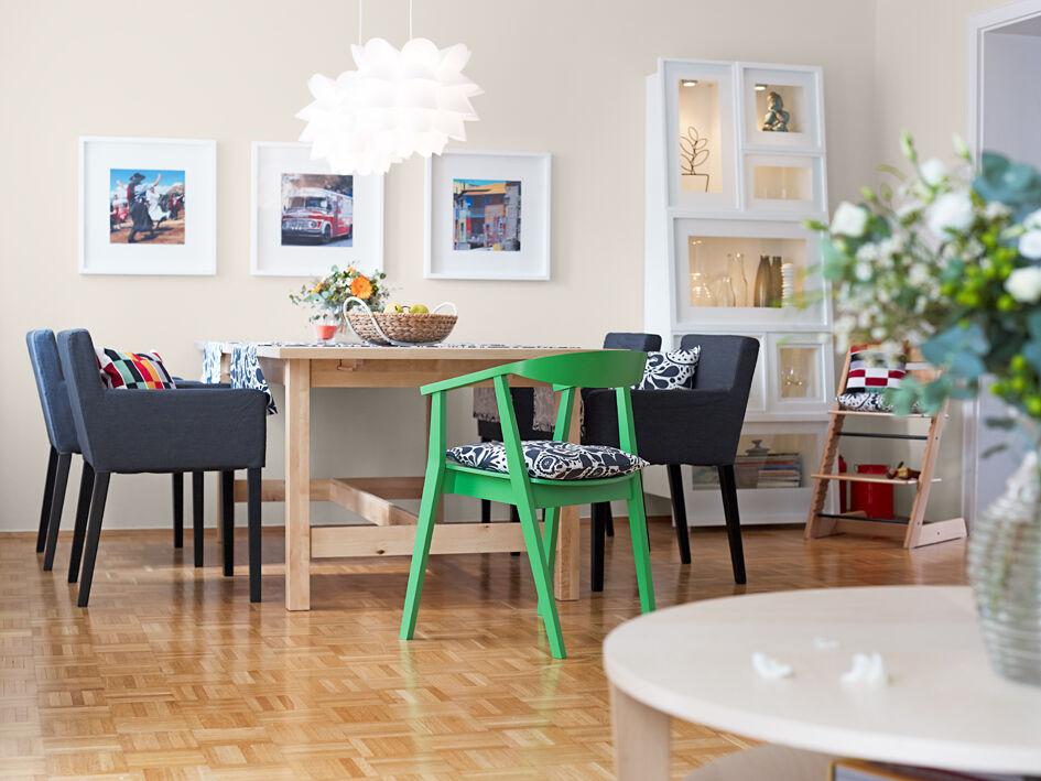 umstyling von ikea zuhause wohnen. Black Bedroom Furniture Sets. Home Design Ideas