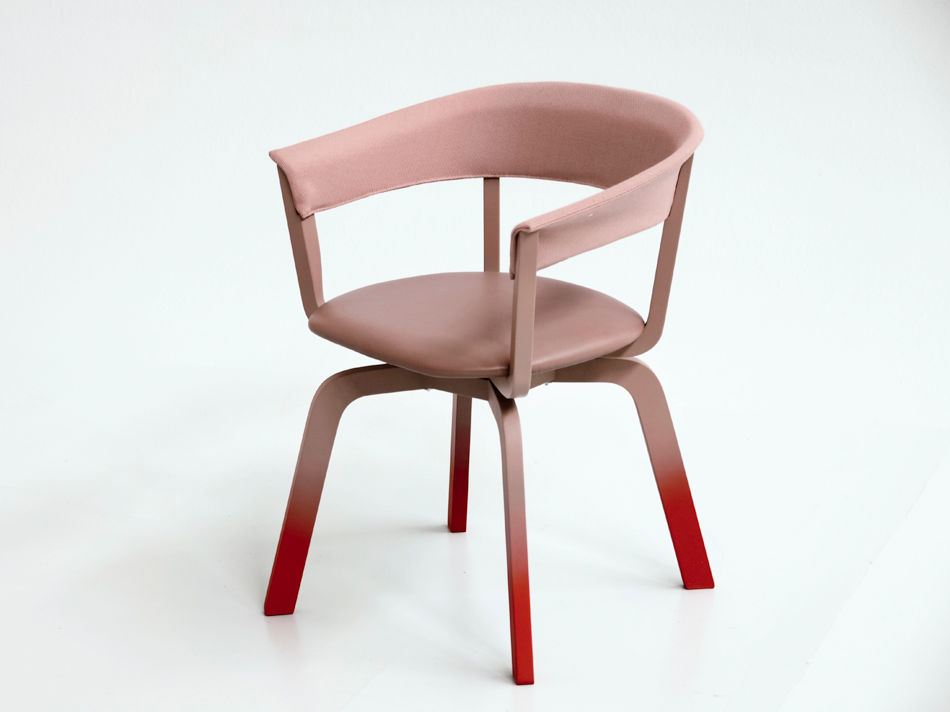 """Bikini Wood Chair"""