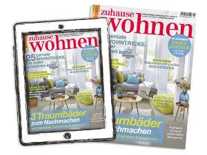 Zuhause Wohnen Heft 8-9/2017