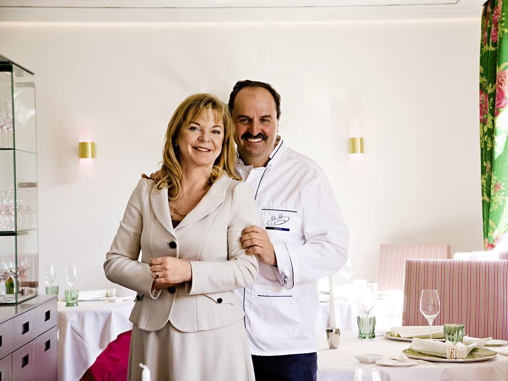 Silvia und Johann Lafer