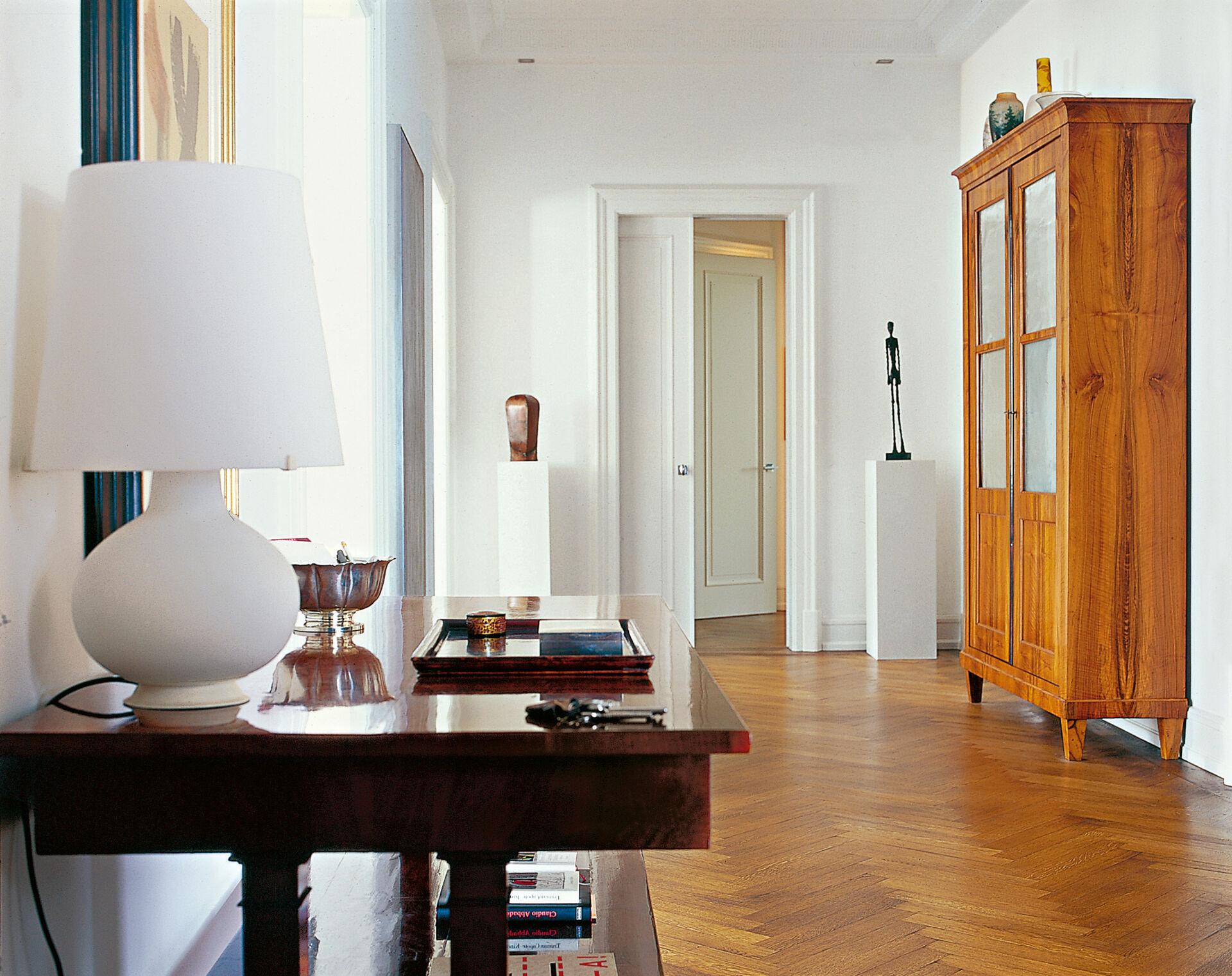 Schmale Raume Optisch Vergrossern Einrichten Streichen Und Deko Zuhausewohnen