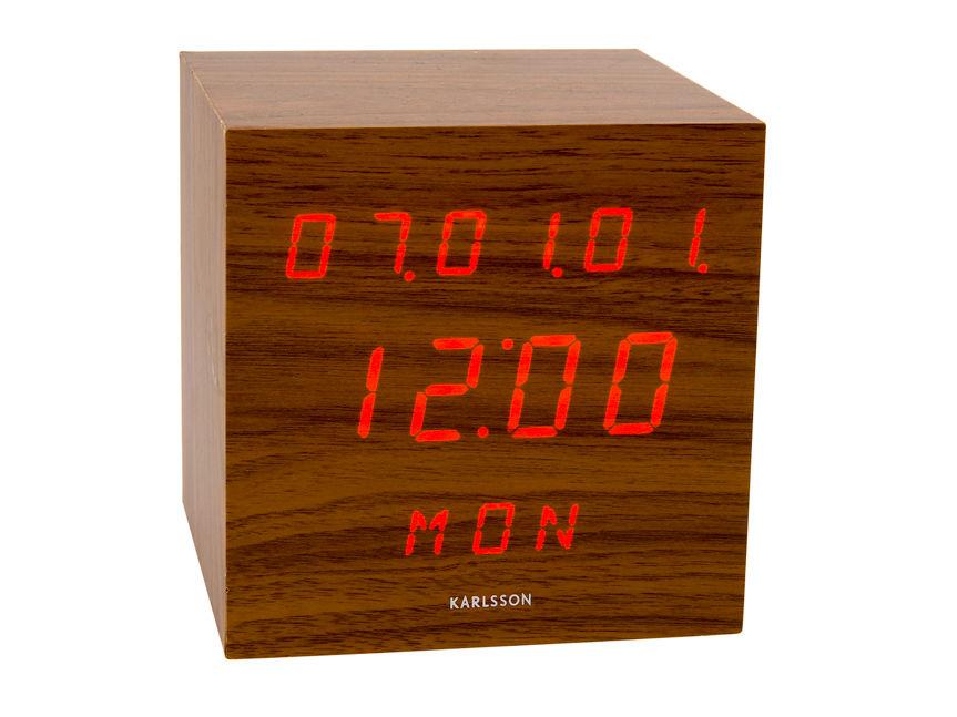 Uhren in allen gr en und formen zuhause wohnen - Wanduhr selbst designen ...
