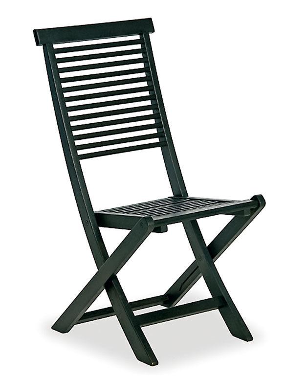 klappst hle f r drinnen und drau en zuhause wohnen. Black Bedroom Furniture Sets. Home Design Ideas