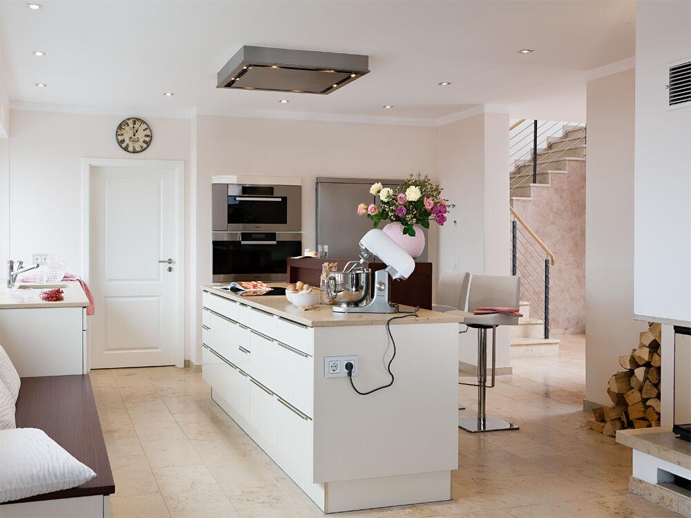 Side By Side Kühlschrank In Küche Integrieren platz 3 genuss manufaktur zuhausewohnen