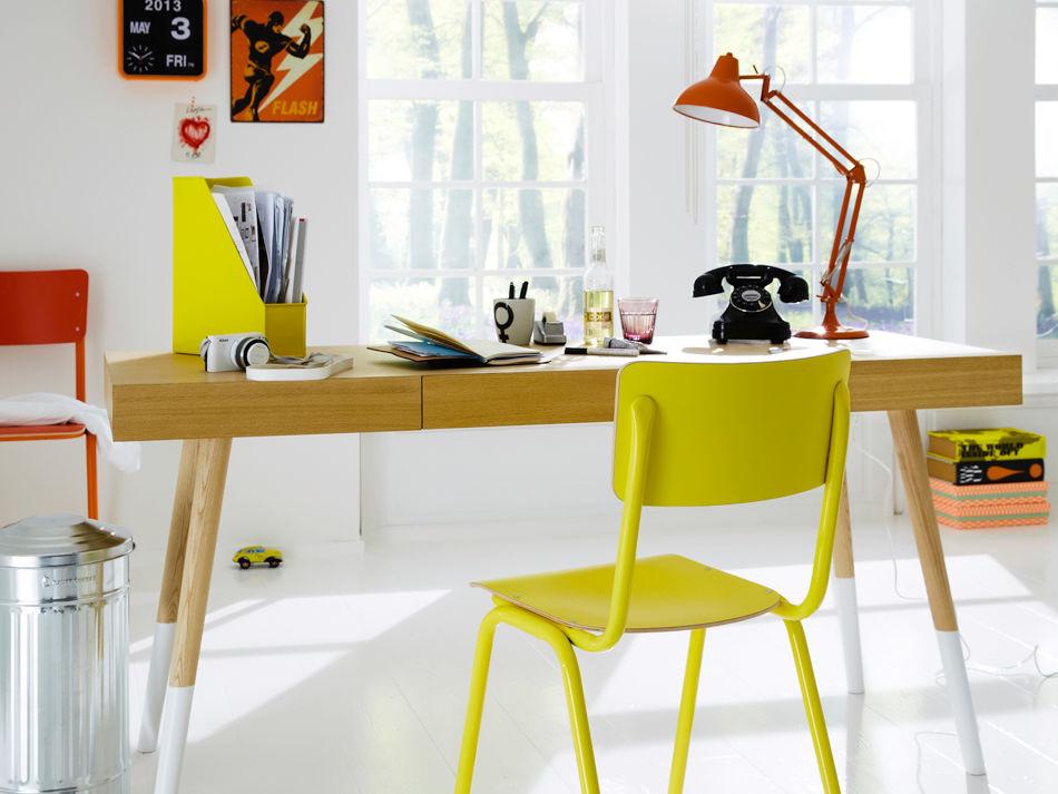 praktische und funktionale b ro einrichtung zuhause wohnen. Black Bedroom Furniture Sets. Home Design Ideas