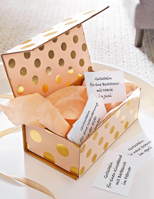 10 Ideen: Überraschungsbox