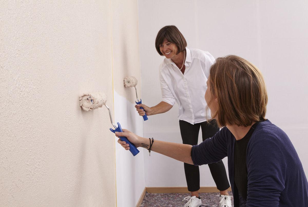dekorputz easyputz von knauf | zuhausewohnen