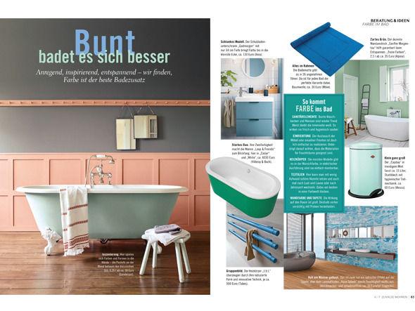 Zuhause wohnen Ausgabe 04/2017 Seite 82 und 83
