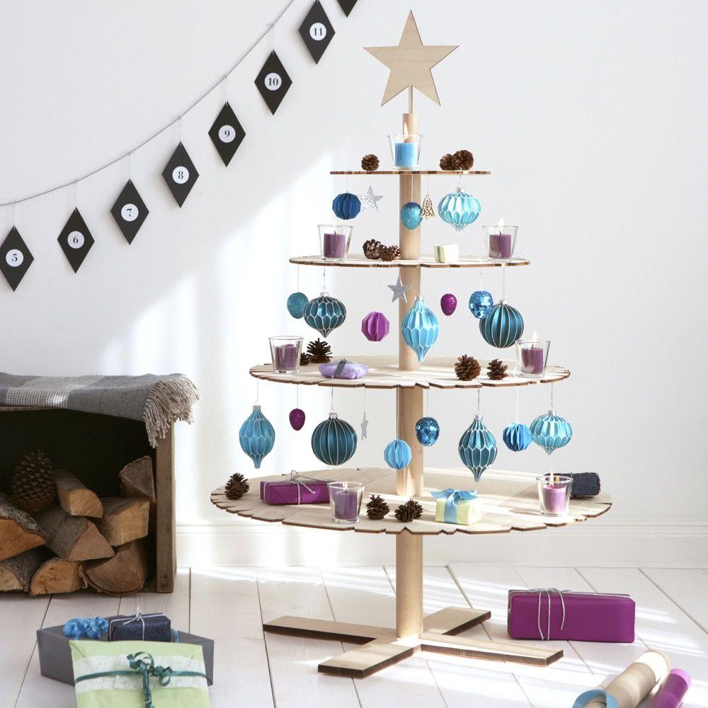 Weihnachtsbaum Ikarus