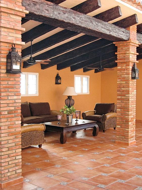 bunter country stil zuhause wohnen. Black Bedroom Furniture Sets. Home Design Ideas