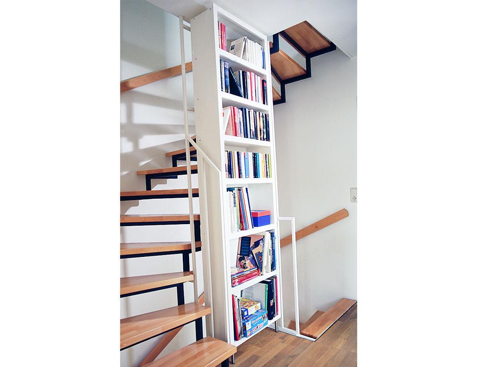 kleine zimmerrenovierung treppe gestalten idee, flur neu gestalten | zuhausewohnen, Innenarchitektur