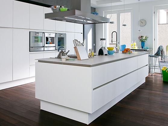Puristische Küche In Perfektion | Zuhause Wohnen Kche Des Jahres