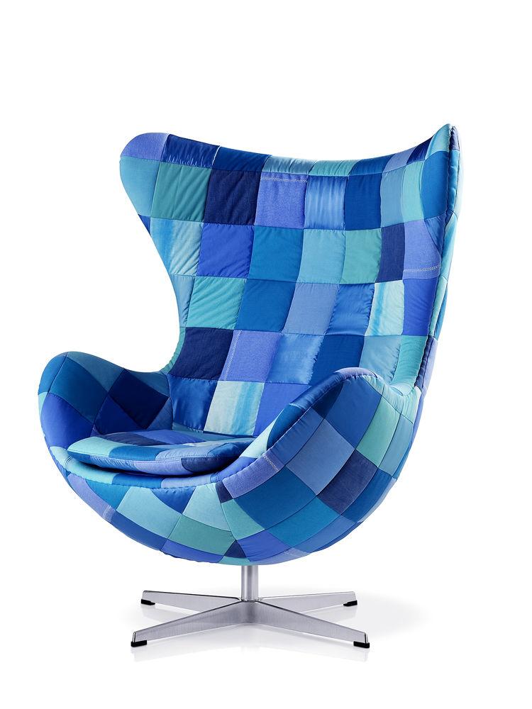 """Sessel """"Ei"""" - Arne Jacobsen"""
