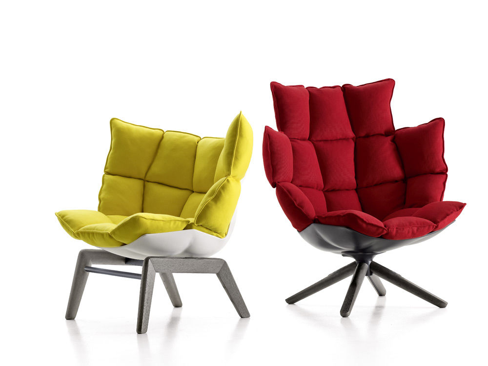 ... Designer Sessel Husk In Drei Versionen Indoor Outdoor; Best Of Mailand  Zuhause Wohnen ...