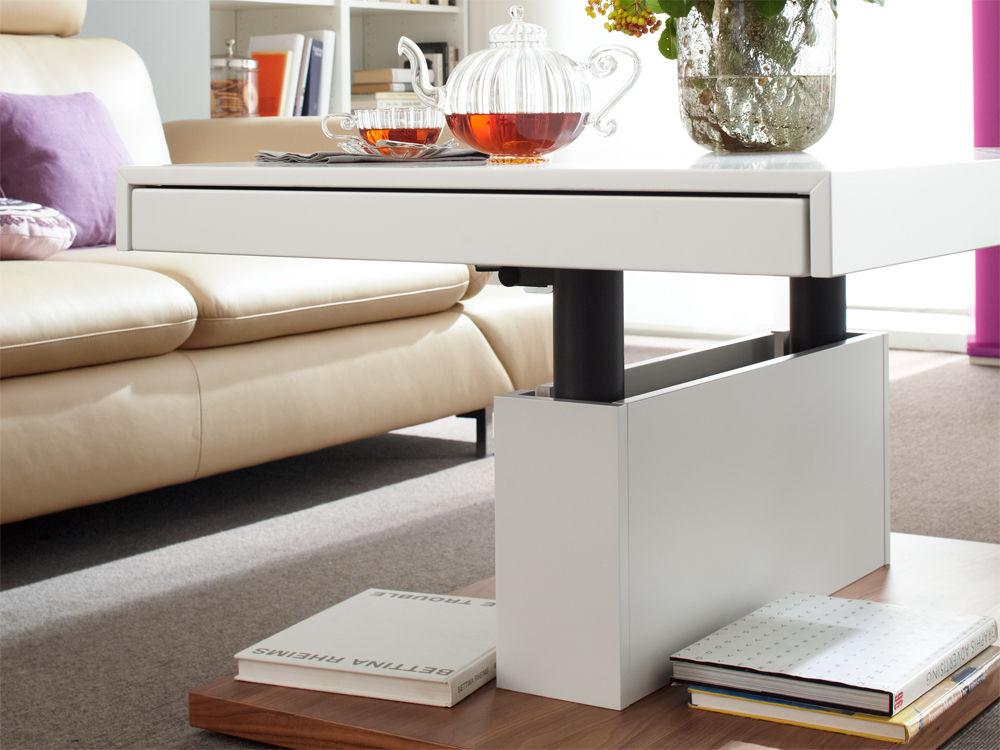 Couchtisch höhenverstellbar hülsta  Komfort im Wohnzimmer | Zuhause Wohnen