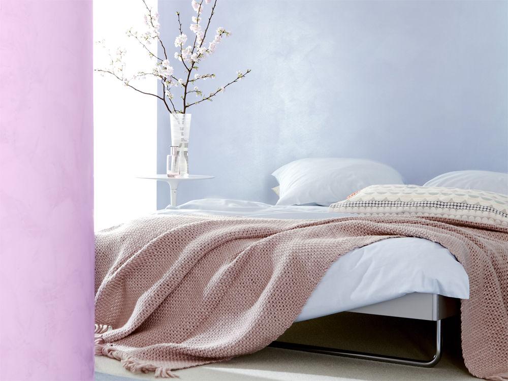 frische farben zuhause wohnen. Black Bedroom Furniture Sets. Home Design Ideas