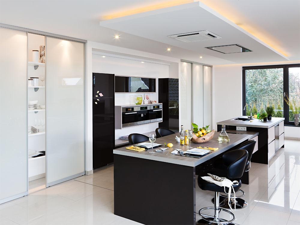 platz 4 klarer look in wohnlichem ambiente zuhause wohnen. Black Bedroom Furniture Sets. Home Design Ideas
