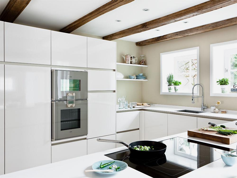 Luxus Küche Mit Kochinsel ~ Home Design Inspiration und Möbel Ideen