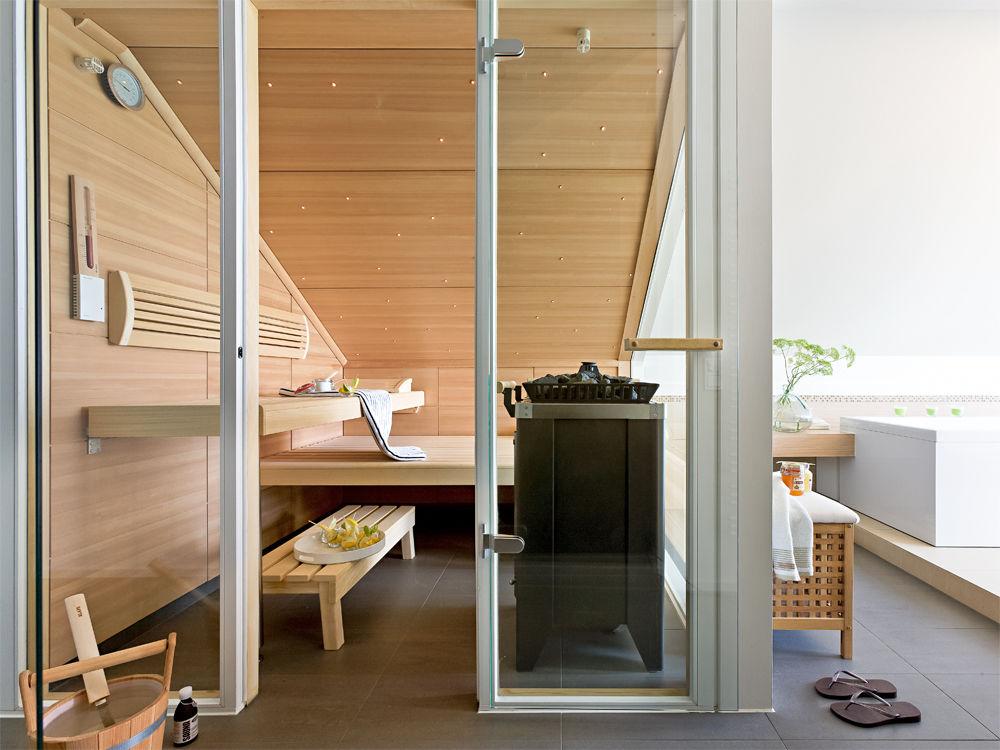 klafs sauna kosten eine sauna die im hotelzimmer platz findet sauna fr fertigbau fr den. Black Bedroom Furniture Sets. Home Design Ideas